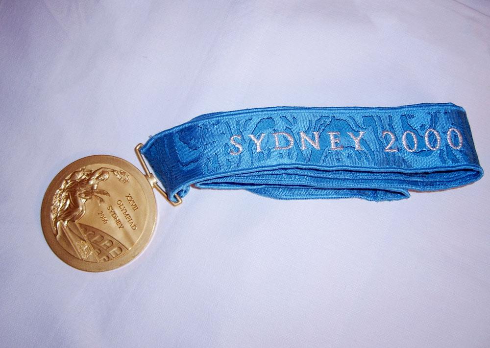 2000: OS Sydney